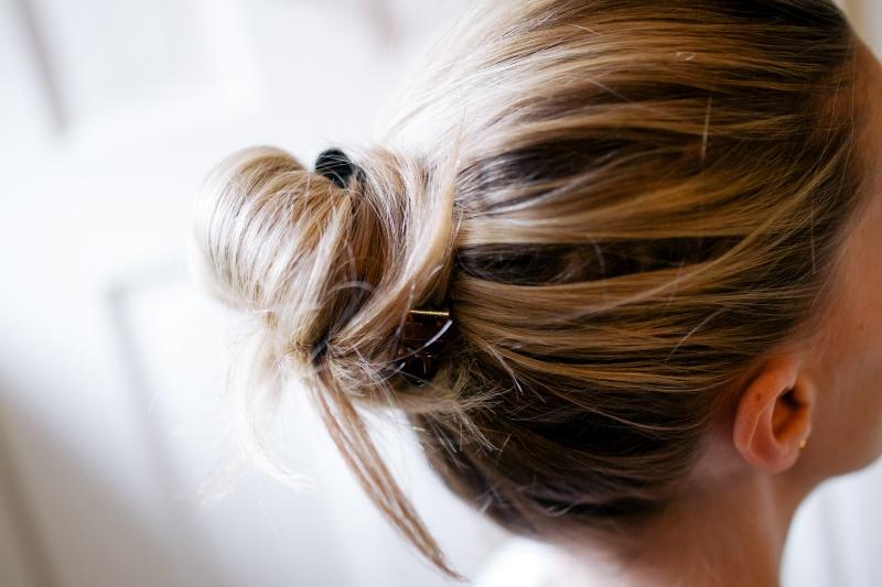 dopasować fryzurę